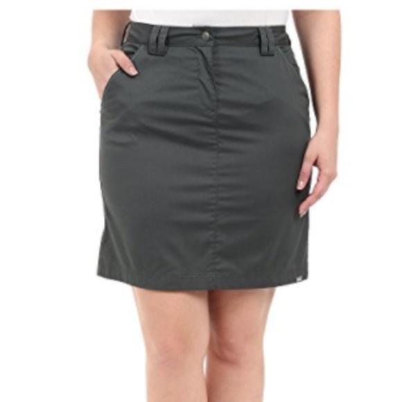 Jack Wolfskin Dresses & Skirts - Jack Wolfskin Organic Liberty Skirt Sz S NEW!